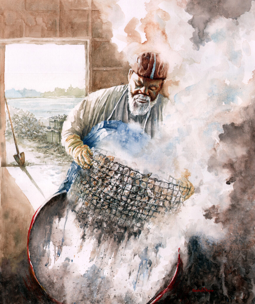 Steaming Oysters ll copy
